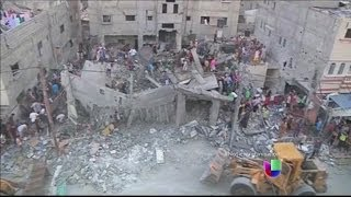 La crisis en el Medio Oriente se empeora, Israel y Palestina en guerra de nuevo width=