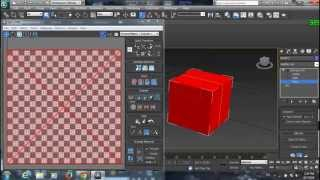 getlinkyoutube.com-3ds max basic box unwrap and texturing [for beginners]