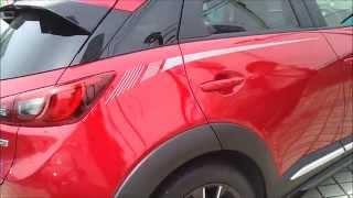 getlinkyoutube.com-2015 マツダ Mazda CX-3  マツダスピード スポーティパッケージ MAZDASPEED