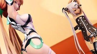 getlinkyoutube.com-【MMD】かこみき式フィギュアで「Girls」