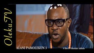 ALANI PAMOLEKUN 3 | Latest 2015 Yoruba Movie (Premium) Starring Adekola Odunlade