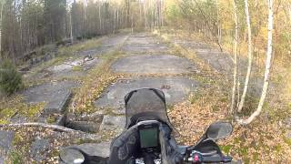 getlinkyoutube.com-Secret abandoned russian nuclear missle base in Lithuania
