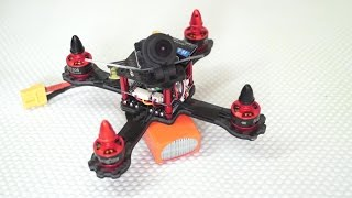 getlinkyoutube.com-Eachine Falcon 120 RTF FPV Racing Quadcopter Unboxing Review