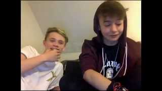 getlinkyoutube.com-Bars and Melody: Leo's Birthday YouNow (6/10/15) – Part 2 of 5