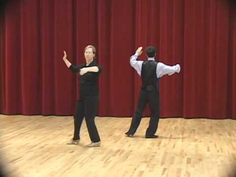 Bronze One - Viennese Waltz - Reverse Turn