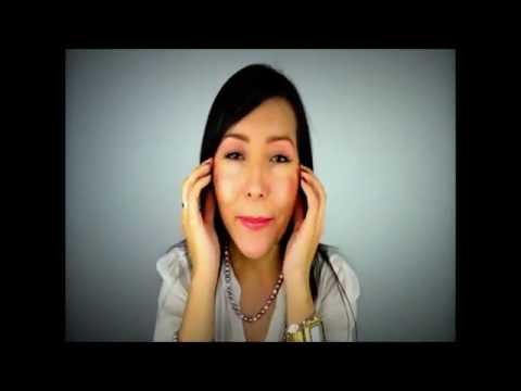 Tips para mujeres con rostro triangulo invertido