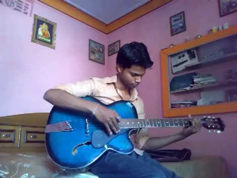 Dabang theme on guitar
