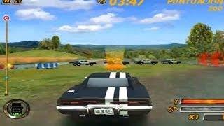 getlinkyoutube.com-Juego de Autos 5: Lose The Heat 3 en HD - All the Misions