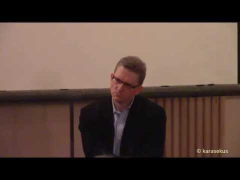 Grzegorz Braun w Clark, NJ - pytania