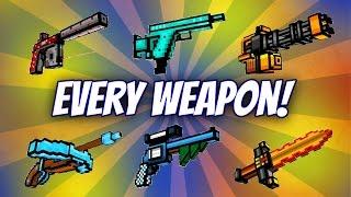 getlinkyoutube.com-Pixel Gun 3D - Buying Every Gun In Game!