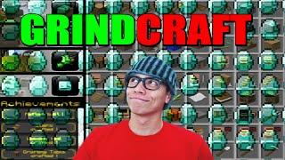 getlinkyoutube.com-Ta chovendo diamante - GrindCraft #2