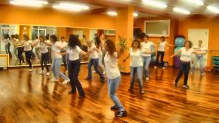 getlinkyoutube.com-ZORBA'S DANCE SIRTAKI MIKIS THEODORAKIS FITNESS DANCE DANA