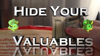 getlinkyoutube.com-4 Places to Hide Your Valuables