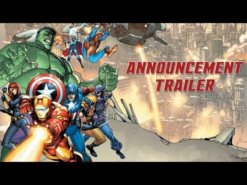 Marvel Avengers Battle For Earth E3 Trailer [US]