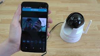 getlinkyoutube.com-D-Link Wireless HD Pan & Tilt Day/Night Network Surveillance Camera (DCS-5222LB1)