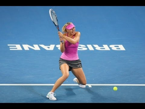 2014 Brisbane International Day 2 WTA Highlights
