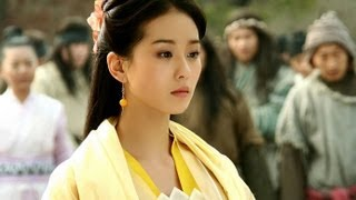 getlinkyoutube.com-漂亮 女星 相片 (18) 劉詩詩 Cecilia Liu 古裝 中国 四小花旦 馬爾泰 若曦