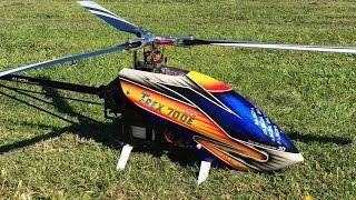 getlinkyoutube.com-Alan Szabo Jr. ALIGN Trex 700E 3 Blade Flight 10/7/16