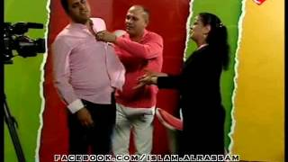 getlinkyoutube.com-بين كاظم وباسم مع الفنانة اديبة