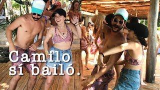 CLASE DE BAILE - Camilo y Evaluna