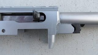 getlinkyoutube.com-Ruger 1022 Install Match Barrel Kidd