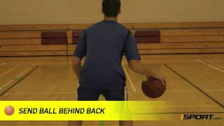 getlinkyoutube.com-How to Dribble Behind the Back in Basketball