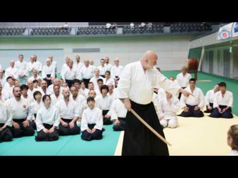 12th International Aikido Federation Congress - Class Highlights: Ulf Evenas