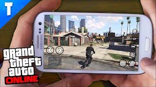 getlinkyoutube.com-TUTO : Jouer à GTA 5 sur MOBILE ! (Téléphones/Tablettes)