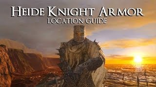 getlinkyoutube.com-Dark Souls 2 | Heide Knight Armor Set (Location Guide)