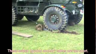 Probably the second most amazing Scammell footage on YouTube
