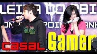 getlinkyoutube.com-CarolzinhaSG - Casal Gamer!