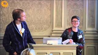 Region 8 - Isak Bergström och Julia Löf