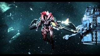 getlinkyoutube.com-Warframe: solo Atlas final mission Boss Fight Jordas Golem assassination with Odonata & Imperator