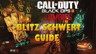 "getlinkyoutube.com-BO3 Zombies: ""Shadows Of Evil"" BLITZ SCHWERT (Spezialwaffe) Guide - Deutsch"
