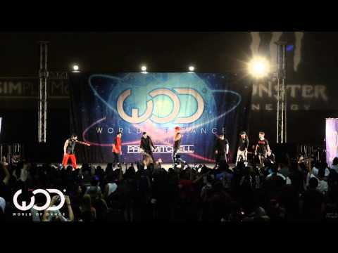 Super Cr3w - ABDC Season 2 Champions | World of Dance LA 2013