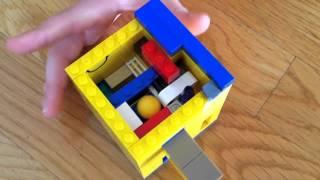 getlinkyoutube.com-Lego Candy Machine v3 *Coin Rejection*