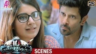 getlinkyoutube.com-10 Endrathukulla Tamil Movie | Scenes | Samantha meets Vikram | Abhimanyu Singh plans a kidnap