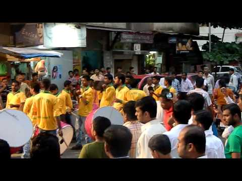 Jallosh Mumbai Cha Raja cha 85th Padhyapoojan Sohala cha