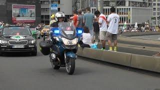getlinkyoutube.com-Tour de France over de Erasmusbrug
