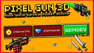 Pixel Gun 3D - How to get Coins fast / Level up fast [After 11.2.0]]