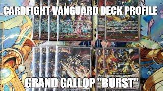 "getlinkyoutube.com-Cardfight Vanguard: Cosmic Hero, Grand Gallop ""Burst"" Deck (G-CHB02)"
