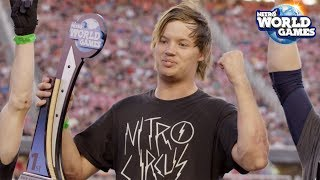 R-Willy Looks Back at Winning Nitro World Games BMX Best Tricks