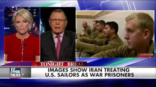 Iran Releases Troubling Images and Video of Captive US Sailors