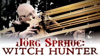 """Jörg Sprave: Witch Hunter (2/3) """"The Witch Beheader Bazooka"""""""