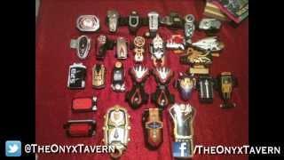 getlinkyoutube.com-The Onyx Tavern: #62 Top 5 Best Power Ranger Morphers