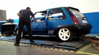 getlinkyoutube.com-Renault 5 Gt Turbo 438cv ??????  ERROR!!!!
