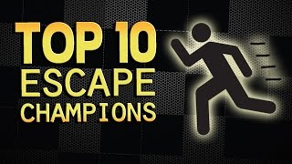 getlinkyoutube.com-Top 10 Escape Champions - League of Legends