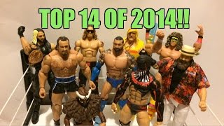 getlinkyoutube.com-TOP 14 WWE MATTEL Figures of 2014! Year End Wrestling Figure Countdown List! Elites!