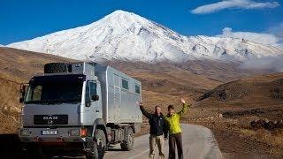 Mit dem Fahrzeug um den Globus - Conny und Tommy auf großer Weltreise