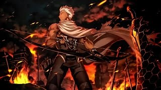getlinkyoutube.com-Fate Stay/Night UBW Special Archer AMV: I am the bone of my sword